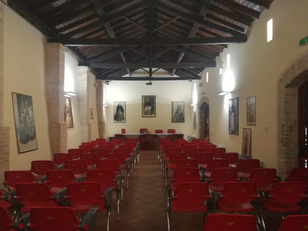 locale principale - sala congressi casa Ofelia