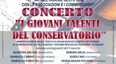 """Concerto """"I giovani talenti del Conservatorio"""""""