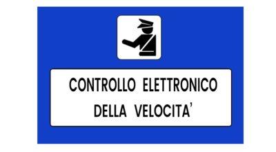 Attivazione postazioni di controllo elettronico della velocità