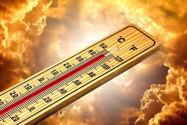 Avviso di condimeteo avverse per alte temperature dalle ore 12:00 del 18/06/2021 alle 15:00 del 21/06/2021