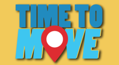 Campagna Time to move per tutto il mese di ottobre 2020.