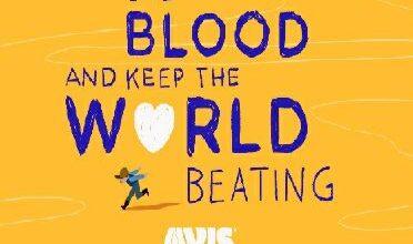 Giornata mondiale del donatore di sangue – 14 giugno 2021