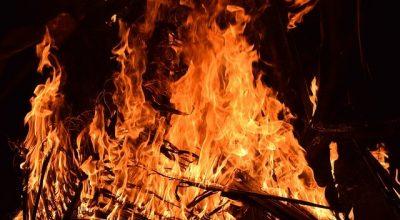 Rischio estremo incendio: allerta rossa per il giorno mercoledì 11 Agosto 2021