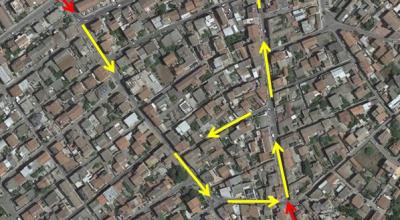 Imminenti modifiche alla circolazione stradale per le vie Andrea Costa, San Gemiliano e strade limitrofe